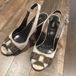 Vintage Fendi shoes..